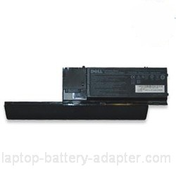 batterie pour Dell latitude d640