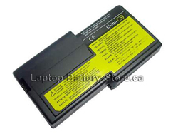 batterie pour Lenovo ibm thinkpad r32
